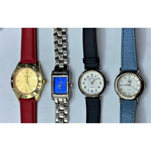488 - Seven ladies watches