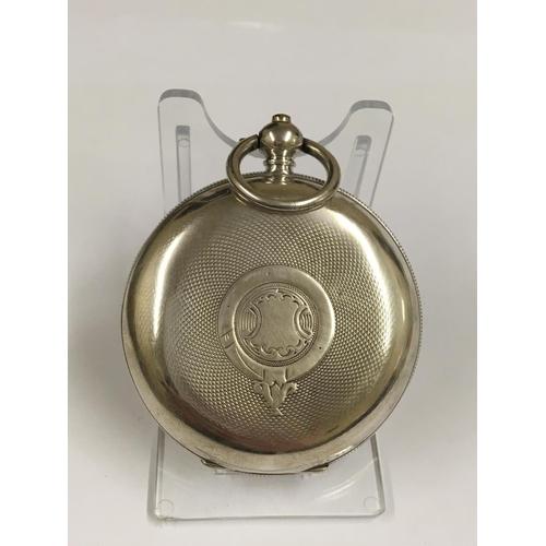 220 - Antique silver POCKET WATCH.  Fattorini and sons Bradford.  A/F