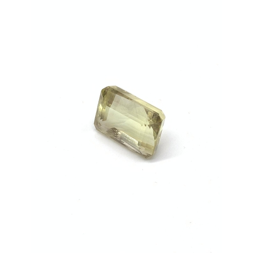 785 - 56.62ct Lemon Quartz IDT Certified AAA Stone