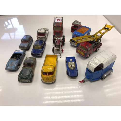 803 - A quantity of Corgi vehicles