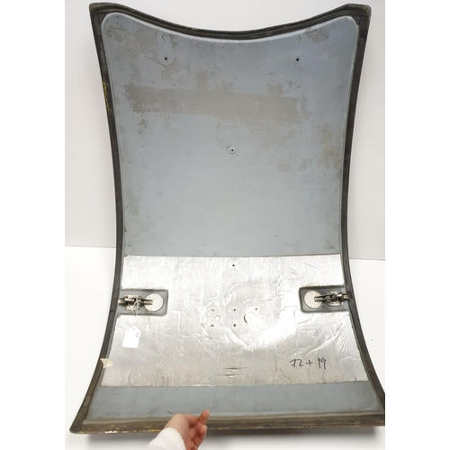 20 - Genuine Vietnam War Era Bell Huey UH1 Helicopter Front Panel. Purchased in Hochiminh City (Saigon) f...