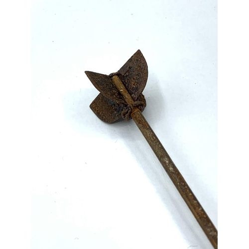 60 - WW1 British Flechette made by the Bristol Company with detachable fins.