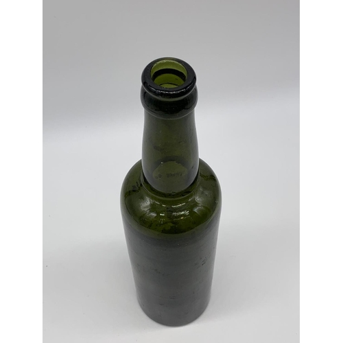 """778 - WW2 German Beer Bottle """"For SS Only"""" Reserve"""
