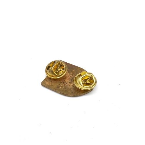 782 - Vietnam War Era ARVN Rangers Lapel Pin. Maker: Luong Tan, Saigon with clutch back fastenings.
