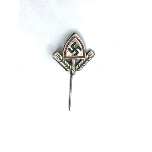 242 - WW2 German 3rd Reich R.A.D (Labour Corps) Stick Pin.