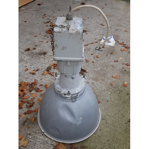 2 - Large Industrial Light...