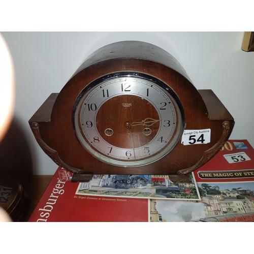 54 - Old Mantle Clock...