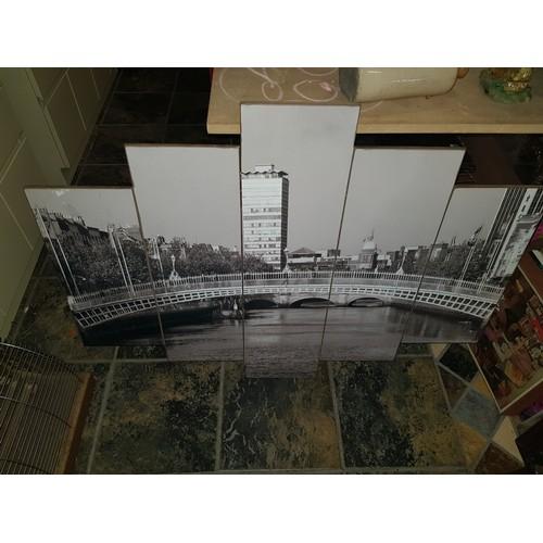 36 - penny farthing bridge dublin...