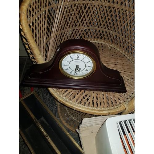 26 - mantle clock...