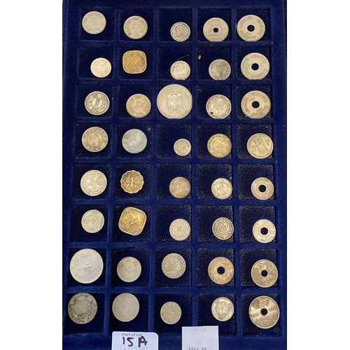 15A - Tray of Middle Eastern Coins