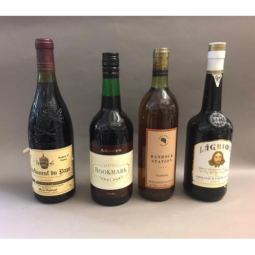 21 - Fourteen Bottles of Assorted Wine and Port