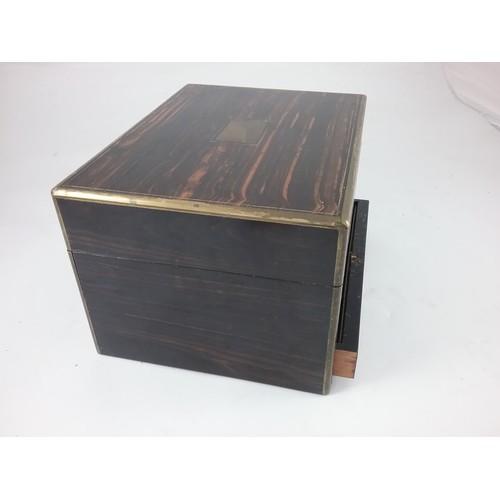 3144 - GOOD QUALITY COROMANDEL BOX