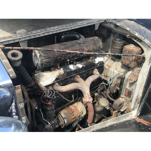9 - HISTORIC ROLLS ROYCE WRAITH NYP808 CHASSIS WEC 38, FIRST REGISTERED 11.09.1953 FOR RESTORATION BELIE...