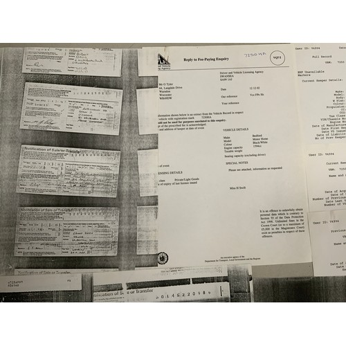 3 - BEDFORD BUS / COACH , 7250 HA / XUS844J  BEDFORD J2 SZ10 PLAXTON EMBASSY C20F BODY. CHASSIS NO OT 16...