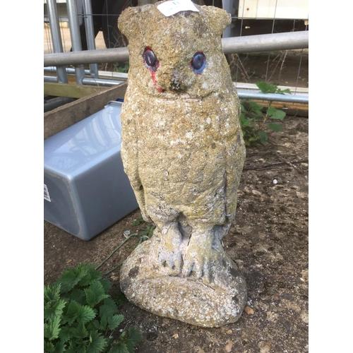 11 - OWL ORNAMENT