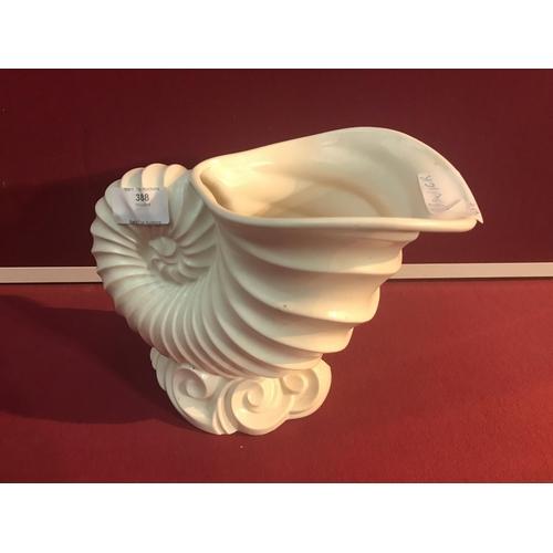 388 - Large Beswick shell...