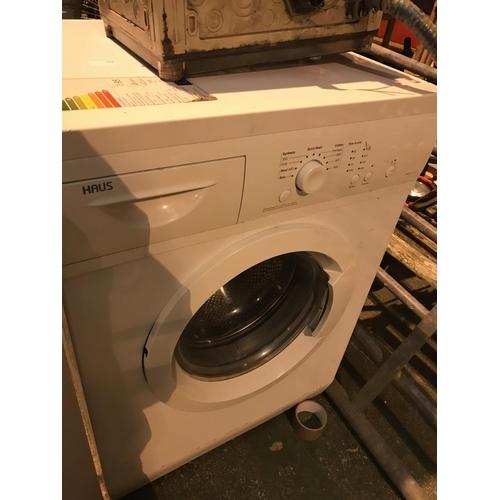 676 - haus washing machine GWO...