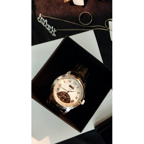 455a - Clogau wrist watch brand new with papers...