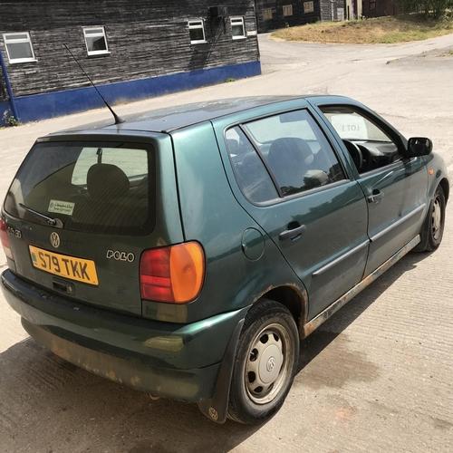 1 - VW Polo, petrol 1.2, good runner, all documents, MOT September 2018, 0% commission! What you bid is ...