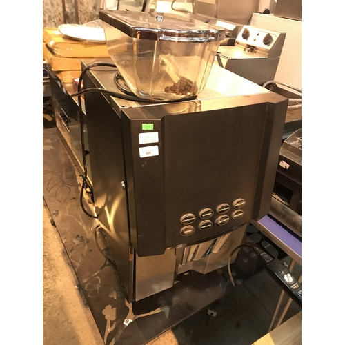 608 - Refurbished bean to cup coffee machine in good working order....