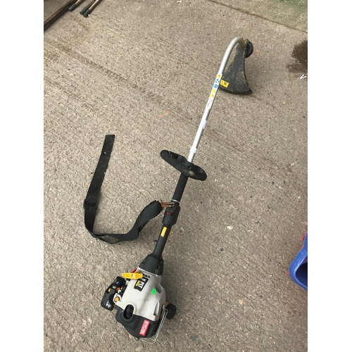 31A - Plt petrol strimmer, in good working order...
