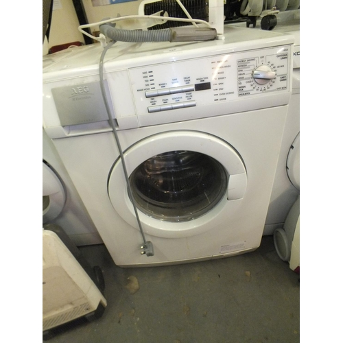 526 - AEG Electrolux Washing Machine...