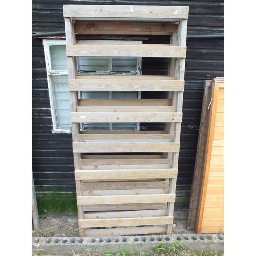 2b - Wood Ladder Panel x3...