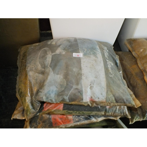 22B - Horticultural sharp sand 3 Bags...