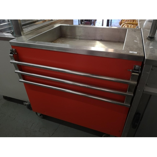 42 - Ambient food trolley 900 X 650...