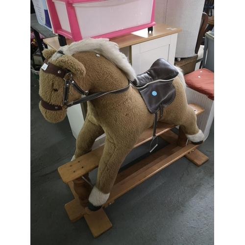 402 - Mamas and Papas rocking horse...