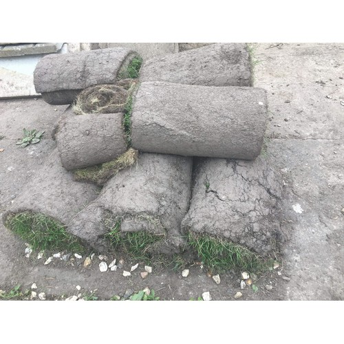 23A - High quality grass turf Saturday delivery available...