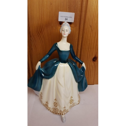 24 - ROYAL DOULTON FIGURINE