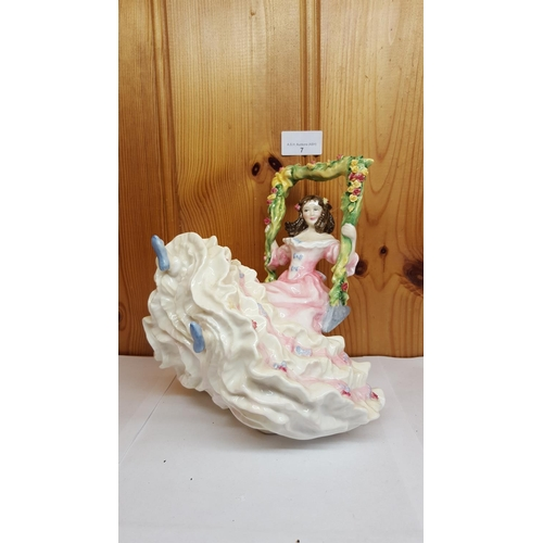 7 - ROYAL DOULTON FIGURINE