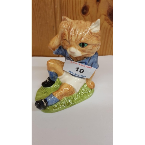 10 - BESWICK FIGURINE MEE-OUCH FF2 1998 In A Special Edition Of 1,500. Designed By Andy Moss...