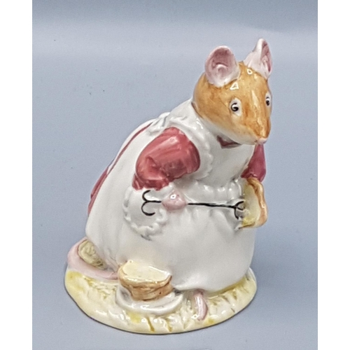 48 - ROYAL DOULTON BRAMBLY HEDGE CHARACTER  FIGURINE