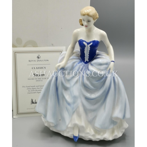 1 - ROYAL DOULTON FIGURINE