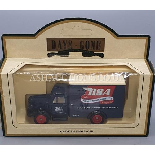 5A - LLEDO DIE CAST METAL MODEL OF A 1934 MACK CANVAS BACK TRUCK 'PERSIL SOAP POWDER' (Model No 28035) Fr...