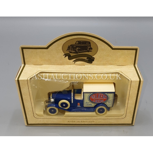30A - LLEDO DIE CAST METAL MODEL OF A VAN 'SENTINEL'. From The PROMOTIONAL MODEL DAY GONE SERIES. (As New,...