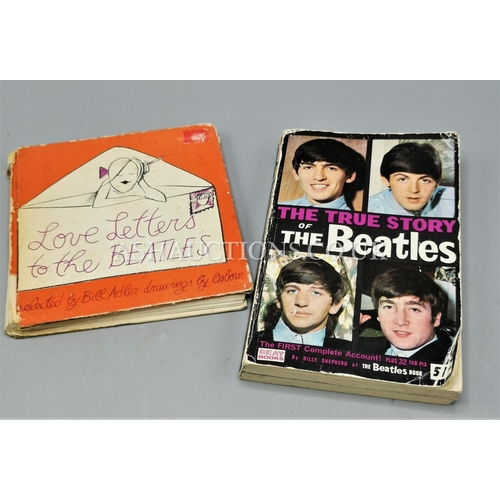 24 - BEATLES 1965 BOOK Plus ONE OTHER BEATLES BOOK...