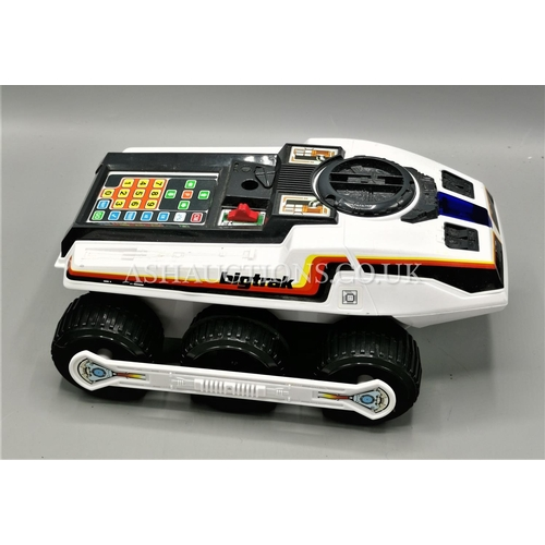607 - BIG TRAK c1970s/80s. (BIG TRAK was a programmable electric vehicle created by Milton Bradley in 1979...