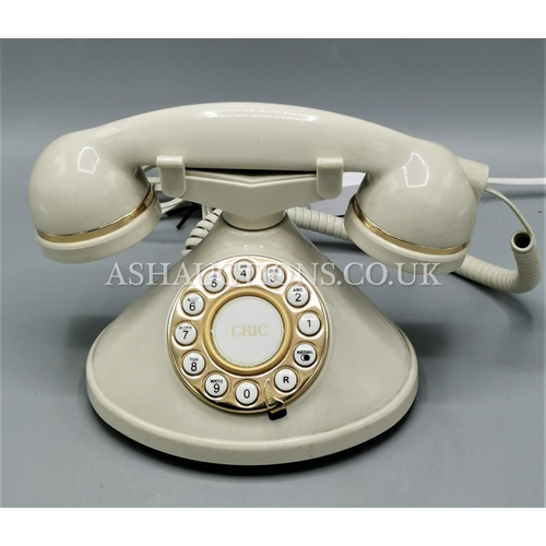 81 - CHIC TELEPHONE...