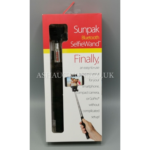 96 - SELFIE STICK WITH BLUETOOTH TECHNOLOGY...
