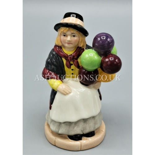 31 - ROYAL DOULTON 10.8cm CHARACTER FIGURINE