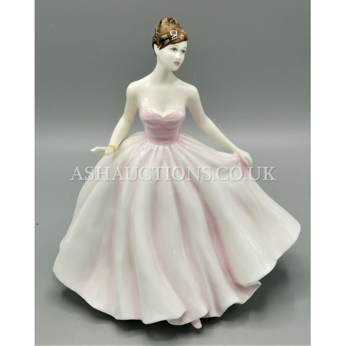34 - ROYAL DOULTON FIGURINE