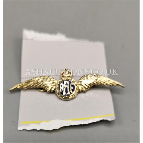 69 - RAF SWEETHEART BROOCH...