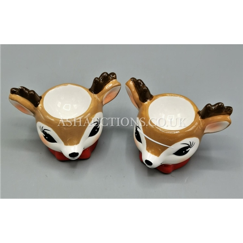 83 - CHILD'S EGG CUPS (2)...