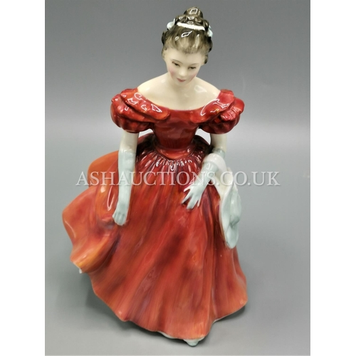 32 - ROYAL DOULTON Large 20.5cm High FIGURINE