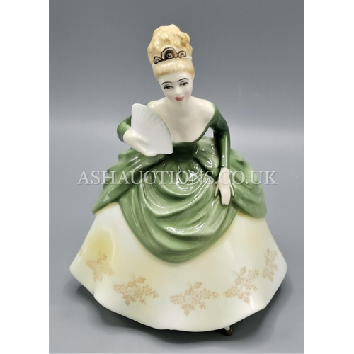 34 - ROYAL DOULTON 19.1cm FIGURINE