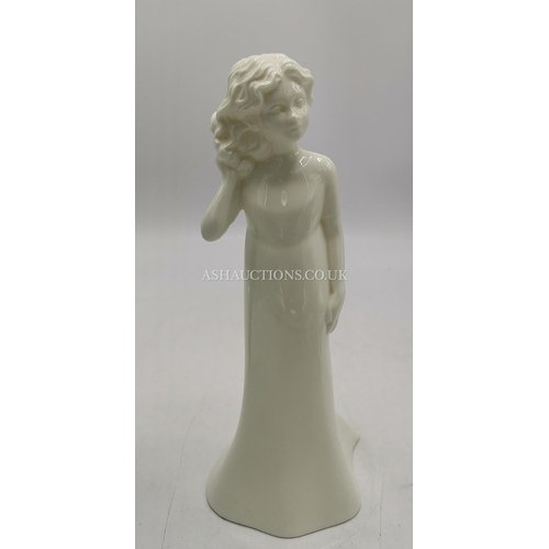 14 - ROYAL WORCESTER CHARACTER FIGURINE