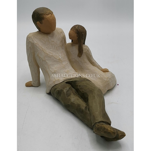 30 - WILLOW TREE Large 22cm CHARACTER FIGURINE